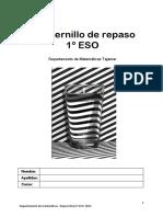 2011-12Tj ESO1 Ejs- Cuadernillo Repaso Final de Curso 2012