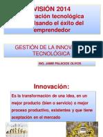 Innovación Tecnológica Impulsando El Éxito Del Emprendedor