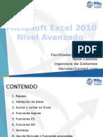 Excel Ava 2010