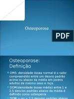 Osteoporose Davi