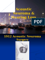 Acoustic Neuroma Slides 061206