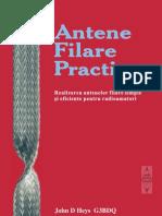 Antene filare practice