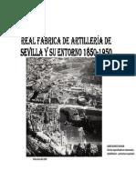 Real Fabrica de Artilleria y Su Entorno 1850 1950