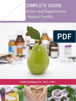 New Free Natural Fertility Guide