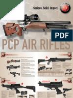 Pcp Air Rifles 2013