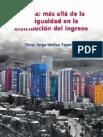 Bolivia Mas Alla de Las Desigualdades