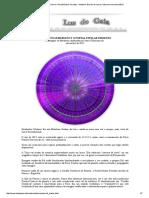O Retorno Lemuriano e o Portal Estelar Peridoto - Metatron Através de James Tyberonn Novembro_2012