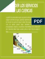 Entende Los Servicios de La Cuenca