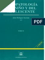 Psicopatologia Del Nino y Del Adolescente Volumen 2 Rodriguez Sacristan Copiar