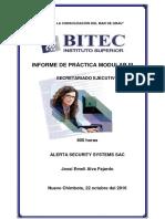 Informe de Practicas III