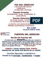 6ta. Fuentes Del Derecho