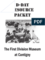 d-day resource packet primary sources section 1