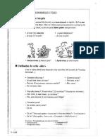 Vocabulaire FLE Intermediaire