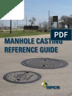 Precast Concrete Manhole Casting Guide