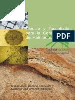 CIENCIA Y TECNOLOGIA PARA LA CONSERVACION DEL PATRIMONIO CULTURAL.pdf