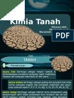 KIMIA TANAH