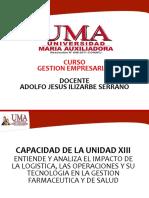 Unidad XIII Gestión Logística & Operaciones Farmaceuticas y Salud.pdf