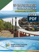 Banjarmasin Dalam Angka 2014 BPS Final Rev 1