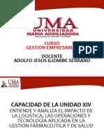 Unidad XIV Gestión Logística & Operaciones Farmaceuticas y Salud.pdf
