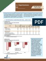 Informe Tecnico n06 Exportaciones e Importaciones Abr2015