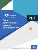 Como Comercializar Espaço Publicitário Em Mídias Digitais