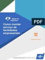 Como Montar Serviço de Facilidades Empresariais - Escritório Virtual