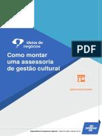 Como Montar Uma Assessoria de Gestão Culturaloo