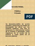Derecho Procesal Penal II - Querella