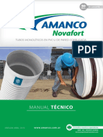 Amanco Novafort Manual Tecnico