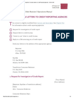 Appendix A_ Sample Letters to Credit Reporting Agencies - Strike Debt!