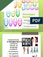 Psicologia Social Yolanda