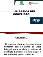 Teoria Basica Del Conflicto Mio