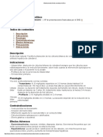 Medicamento Acido Ursodesoxicólico 2013