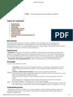Medicamento Acitretina 2015