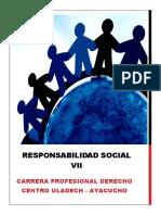 REVISTA Responsabilidad Social VII