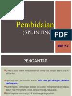DRI - Splinting & Bandaging