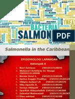 TUGAS 1 - Salmonella in the Caribbean