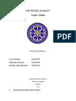 Aspek Teknis Kelompok 2 Reguler