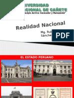 Semana 06 El Estado Peruano