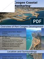 Port Coogee Coastal Monitoring - D Hamilton