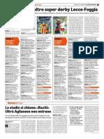 La Gazzetta dello Sport 30-10-2016 - Calcio Lega Pro - Pag.2