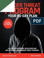 Insider Threat Program eBook