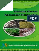Statistik Daerah Kabupaten Rokan Hilir 2016