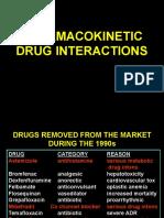 Interaksi farmakokinetik