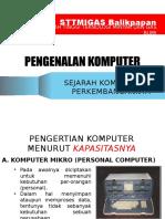 02_Sejarah Komputer & Perkembangan