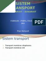 Lect 6 Transport
