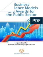 Buiness Excellence Models and Awards for the Public Sector2016
