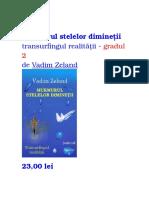 2-Vadim Zeland-murmurul Stelelor Diminetii