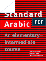 Standard Arabic an Elementary-Intermediate Course