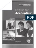 English for Accounting - Student's Book
